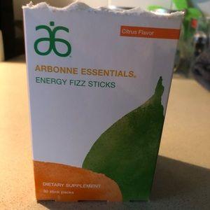 Arbonne EnergyFizz Citrus - 23 Sticks